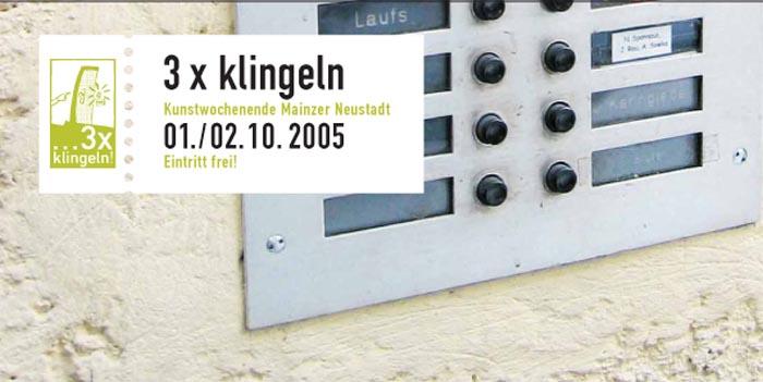 "2007  ""3 x klingeln"""