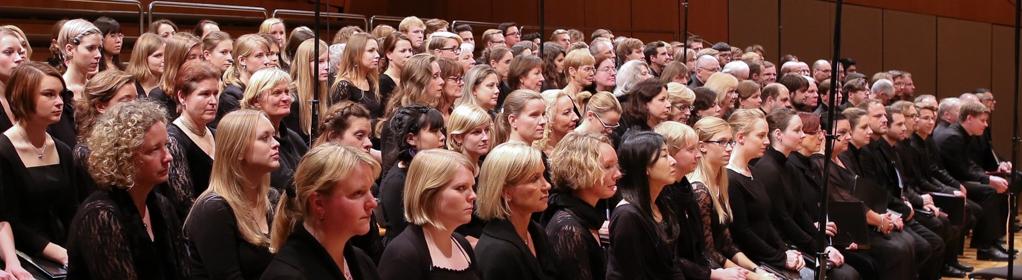 """2008 Bachchor Mainz: Hanns Eislers """"Deutsche Sinfonie"""" zum Tag der Deutschen Einheit"""