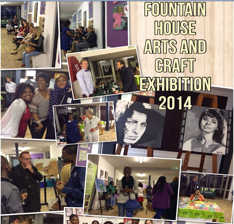 2012 Fountain House, South Africa  Art Exhibition