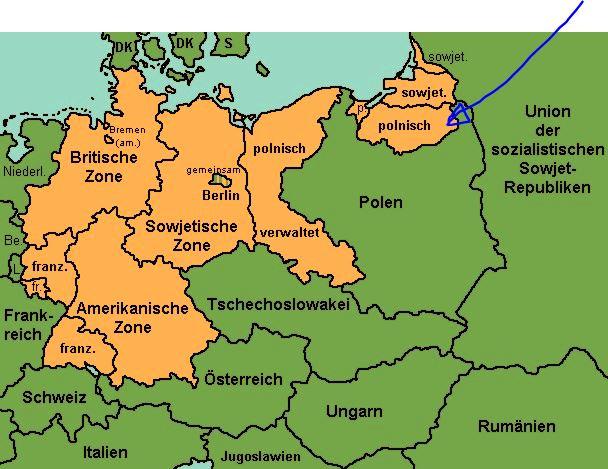 deutscheReich1945Militaerregierungen