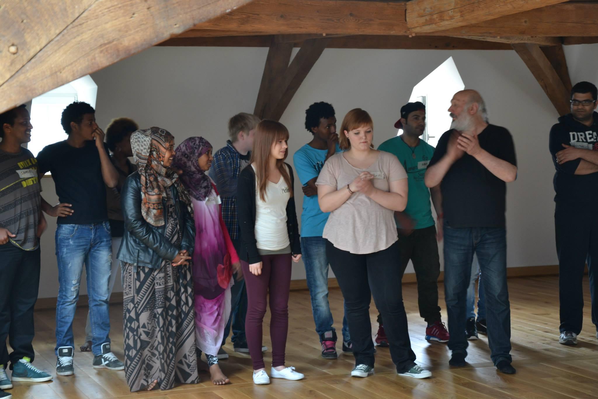 FluechtlingsprojektTheater2015April