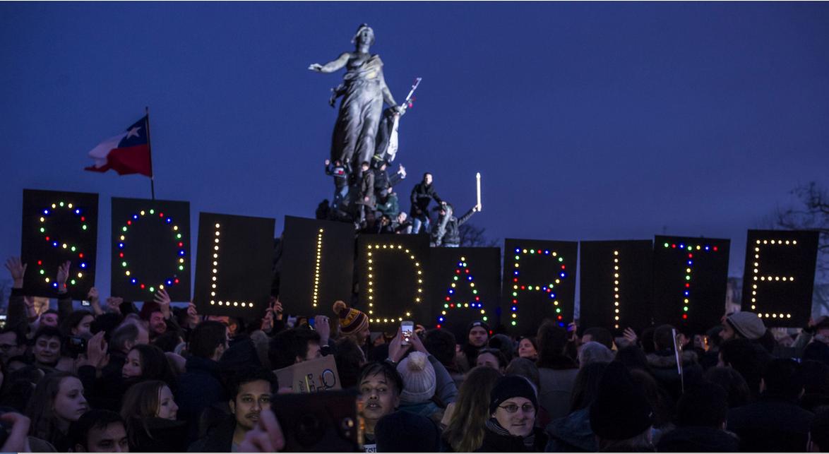 Paris Solidarität