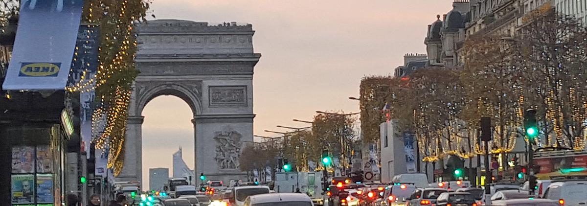 Blockade bei den Klimaverhandlungen in Paris