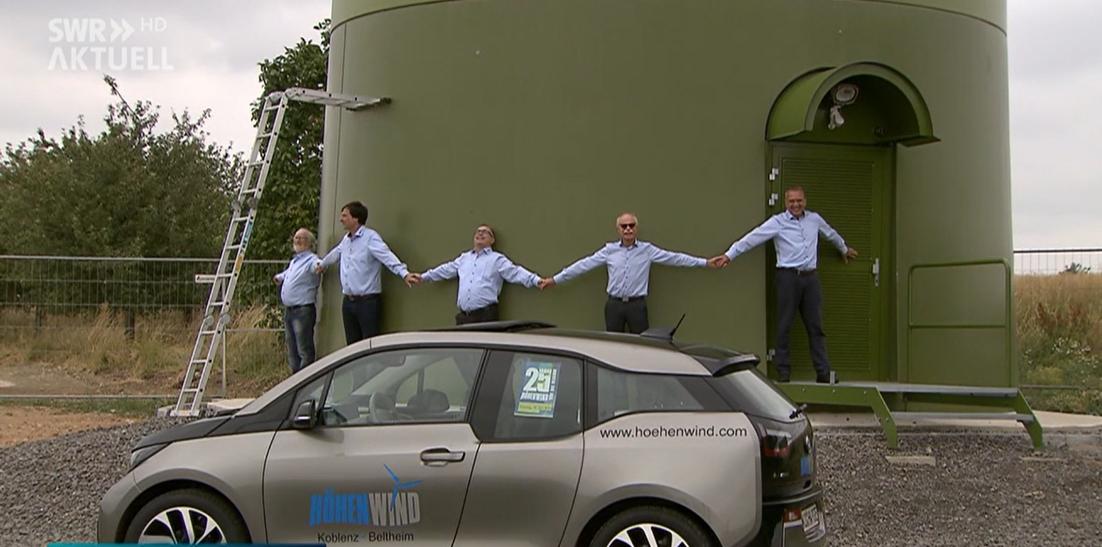 Video: Höhenwind feiert 25-jähriges Jubiläum im Hunsrück
